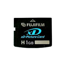 1GB HIGH SPEED FUJIFILM XD MEMORY CARD 1 GB TYPE H FUJI FINEPIX/OLYMPUS CAMERAS