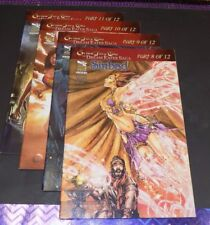 Grimm Fairy Tales: The Dream Eater Saga Part 1-12 -VF/NM- Zenescope -12 Comics-