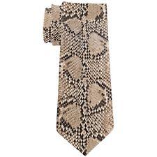 Snake Skin All Over Neck Tie