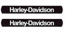 HARLEY-DAVIDSON FUEL TANK DECAL SET -NEW-HD # 61168-81A--HARLEY GAS TANK STICKER