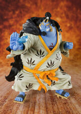 ROP123 Japanese Anime One Piece Jinbei Statue Figure Jouet Toy SA-MAXIMUM Ver