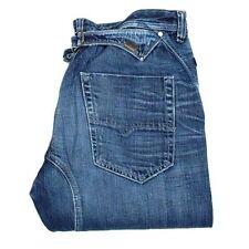 Diesel Loose Regular Size Jeans for Men