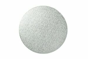 """Cake Boards Double Thick 12MM Base Very Strong 9.5"""" Inch Card - 1,5 or 10 packs"""