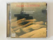 CD Frederic van Rossum Ensemble Orchestal de Bruxelles Jacques Vanherenthals