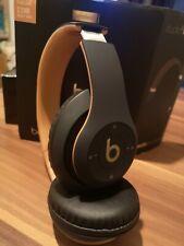 Beats by Dr. Dre Studio3(?) Wireless Kabellose Kopfhörer Bluetooth, Schwarz-Gold