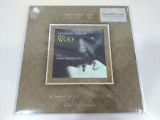 """Wolf Ennio Morricone Soundtrack Limited Edition 330/1000 LP Vinilo 12"""" Nuevo"""