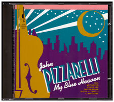 Audiophile Chesky CD John Pizzarelli - My Blue Heaven