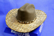 New Bullhide 8X Monte Carlo Size 7 Platinum Collection One More Time Cowboy Hat