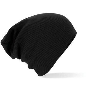 Knitted Slouch Oversized Baggy Winter Beanie/Hat  Mens/Ladies 7 Colours! B461