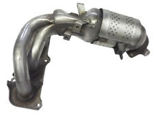 Exhaust Manifold with Integrated Catalytic Converter-SE, GAS, FI, Natural Front