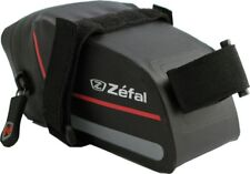 ZEFAL por Seco Pack S Bolsa de sillín de bicicleta 0,6L Negro hidrófugo CON
