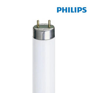2 x 5ft F58w (58w) T8 Fluorescent Tube 840 [4000K] Cool White (Philips 58840)