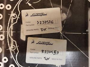 Lamborghini Diablo GTR ( SVR ) Bremscheiben neu hinten / rear Break Disks NEW!!!