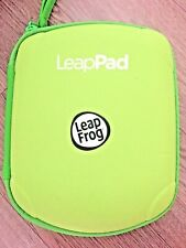 Leapfrog leappad 2 and leappad3 case in green