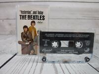Vintage Cassette Tape The Beatles Yesterday ... And Today Near Mint 66 C4-90447