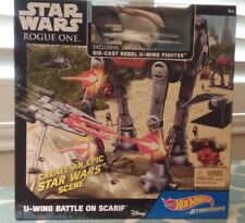 Hot Wheels Star Wars U-Wing Battle At Scarif  Brand New