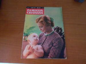 rivista-FAMIGLIA CRISTIANA n.31-1964-BITOSSI-LO SPIDER-LA MIA VITA PER TE-sc.32