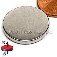 """N45 Neodymium Magnet Dia 7/8X1/10"""" NdFeB Rare Earth Disc Magnet 500 PC"""