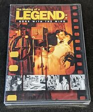 The Making of a Legend: Gone With The Wind DVD, Brand New, Factory Sealed!!