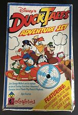 1986 Colorforms Uncle Scrooge & Nephews Duck Tales Adventure Set Disney