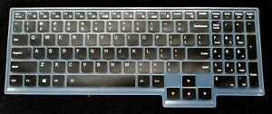 "Keyboard Cover Skin for Lenovo Legion 5 (15''/17''), 5i (15"" /17""), 7i (15'')"