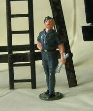 RAF Royal Air Force Mechanic, model train or plane figure, Reproduction Johillco