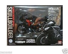 Used Bandai Tamashii Web Limited S.H.Figurarts Kamen Rider Skull Boilder PAINTED