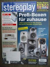 STEREOPLAY 10/09,B&W XT 8,NAIM CD 5 XS,T+A PA 1260R gegen UNISON S6,MAGICO V 2