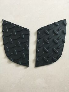 Chevy Chevrolet Avalanche Rear Bumper-Step Tread Pad Left & Right Set 2003-2006