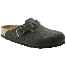 Men's Birkenstock Boston Laine M Sandals in Grey UK 7.5 / EU 41