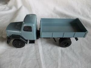 Conrad #1036  Magirus Kipper Low Side Dump Truck 1:50 Diecast Model  EUC
