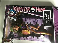 MONSTER HIGH CLAWDEEN POWER GHOULS WONDER WOLF DOLL BNIB ORIGINAL RELEASE RARE