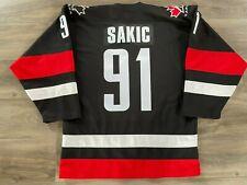 Joe Sakic Team Canada 2002 Olympic Jersey Nike Medium