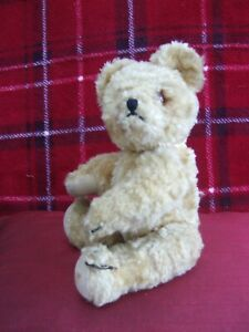 "SMALL 9"" EUROPEAN JOINTED BEAR 50'S"
