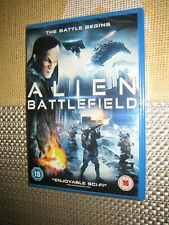 Alien Battlefield {DVD 2016} NEW & SEALED - FREEPOST