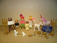 PLAYMOBIL ROYAL FAMILY With Unicorns+Accessories (king,Queen,Prince,Princess)