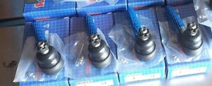 VALIANT FULL SET OF 4 WASP TIE ROD ENDS .. GREASABLE ETC .. BRAND NEW