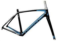 Haibike Challange 8.30 Rennrad Carbon Rahmen + Gabel schwarz/weiß/blau RH49
