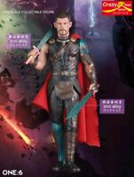 CRAZY TOYS 1/6 SCALE THOR RAGNAROK COLLECTIBLE FIGURE MODEL STATUE