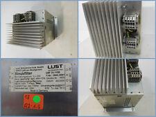 Lust UAF 25.110, Lust T-Nr.: 0845.0001, Sinusfilter 3 x 25 Ampere, 8KHz
