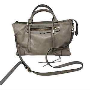 Rebecca Minkoff Regan Convertible leather satchel