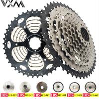 VXM Bicycle Freewheel MTB Road Bike Flywheel Card Type Flywheel 10Speed Cassette