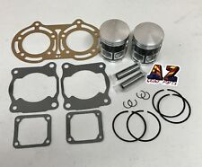 Yamaha Banshee 350 Stock Bore 64 mm Pistons Piston Kit Top End Gaskets 64mm