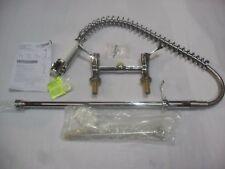 Aquatechnix 30 Pre Rinse Standard Chrome Tap 1055mm TX-PR-30L-ST-BF0