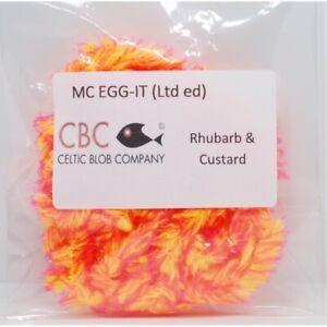 Celtic Blob Company ® MC EGG-IT - Egg Yarn Type On A Cord * New 2021 STOCKS *