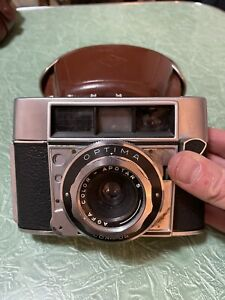 Agfa Optima Compur   Vintage 35mm Film Camera - Made in Germany