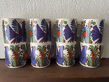 Vintage - 8 mugs Acapulco Villeroy et Boch
