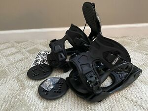 New With Tags - Flow Alpha Snowboard Bindings - Men's Large
