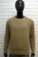 Maglione Pullover Uomo BEST COMPANY Taglia L Cardigan Felpa Sweater Man Maglia