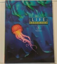 BJU Press Life Science Student Textbook B with Activities (2007, 3rd ed)